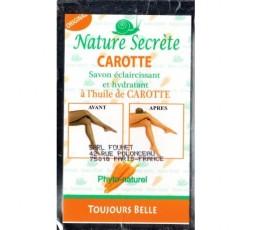 Nature Secrète Carotte- Savon Éclaircissant NATURE SECRETE  SAVON