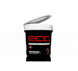 Eco Styler - Gel Fixation Forte Protein 473ml ECO STYLER  Accueil