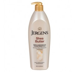JERGENS - Shea Butter Lait Corporel JERGENS  LAIT HYDRATANT
