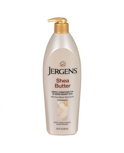 JERGENS - Shea Butter Lait Corporel
