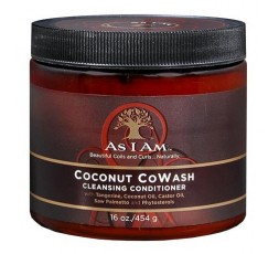 AS I AM- Coconut CoWash AS I AM  APRÈS-SHAMPOING