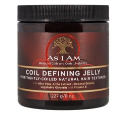 AS I AM- Coil Defining Jelly (Gelée Coiffante) AS I AM  GEL