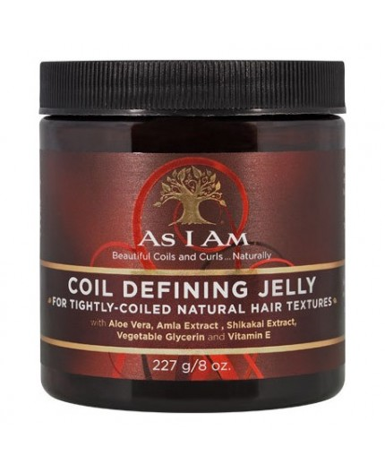 AS I AM- Coil Defining Jelly (Gelée Coiffante)