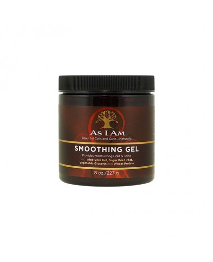 AS I AM Gel Coiffant (Smoothing Gel)