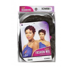 Sensationnel- Perruque DEMI (Instant Fashion Wig) FEME  PERRUQUE SYNTHÉTIQUE