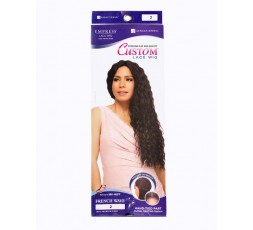 Sensationnel- Perruque French Wave (Custom Lace Wig) SENSATIONNEL  PERRUQUE SEMI-NATURELLE