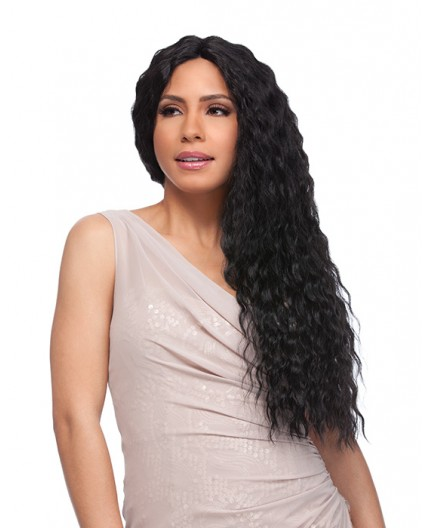 Sensationnel- Perruque French Wave (Custom Lace Wig)