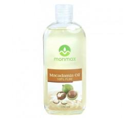 MORIMAX- Huile De Macadamia 100% Vierge MORIMAX ebcosmetique