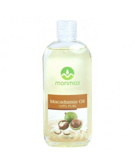 MORIMAX- Huile De Macadamia 100% Vierge