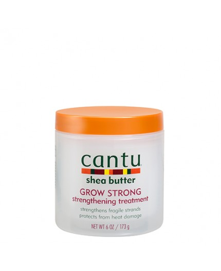 CANTU - Soin sans rinçage au Beurre de Karité (Grow Strong Strenghtening Treatment) - 173g