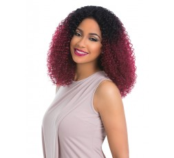 Sensationnel- Perruque Kinky Curly (Custom Lace Wig) SENSATIONNEL  PERRUQUE SEMI-NATURELLE