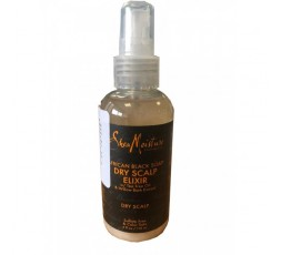 SHEA MOISTURE - AFRICAN BLACK SOAP - Sérum Apaisant (Dry Scalp Elixir) - 118ml SHEA MOISTURE PRODUIT CAPILLAIRE