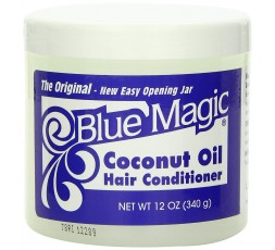 BLUE MAGIC - Crème Coiffante A L'Huile De Noix De Coco BLUE MAGIC ebcosmetique