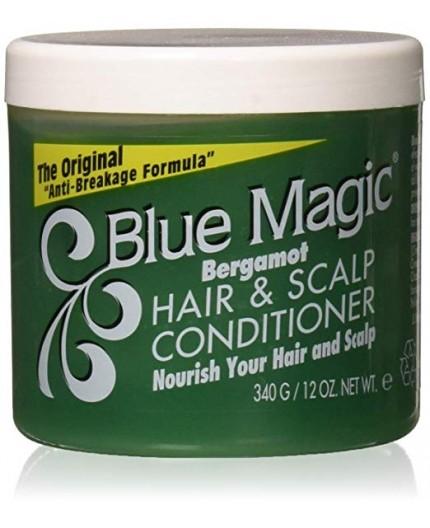 BLUE MAGIC - Crème Nourrissante Hair & Scalp Conditioner