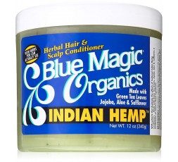BLUE MAGIC - Crème Hydratante & Coiffante Indian Hemp BLUE MAGIC CRÈME COIFFANTE