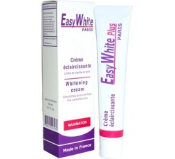 EASY WHITE- Tube Cream Éclaircissant EASY WHITE ebcosmetique
