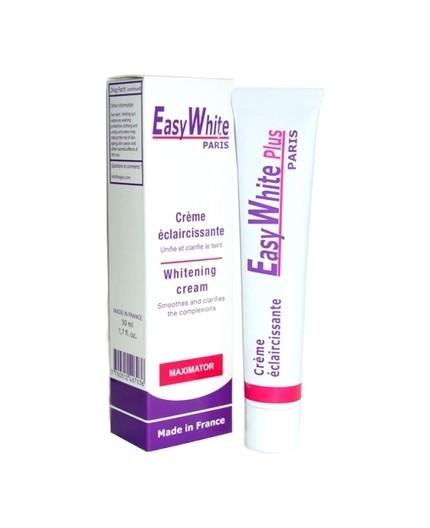 EASY WHITE-  Tube Cream Éclaircissant