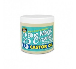 BLUE MAGIC - Crème Super Hydratante A L'Huile De Ricin (Castor Oil) BLUE MAGIC CRÈME COIFFANTE