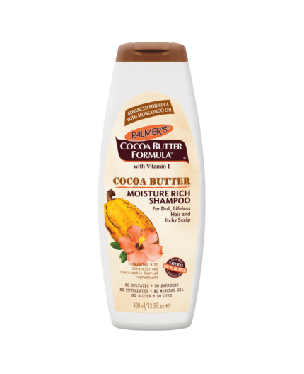 PALMER'S COCOA BUTTER FORMULA- Shampoing