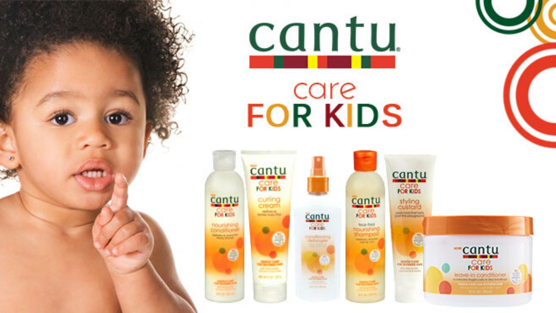 fiche produit ebcosmetique cantu shea butter care for kids leave-in conditioner